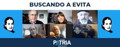 Buscando a Evita