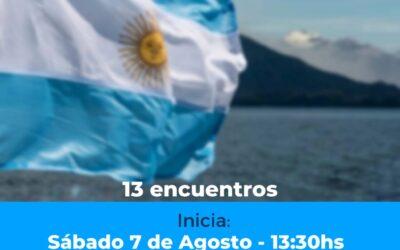 "Seminario ""LA OTRA HISTORIA"" Argentina"